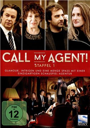 Call My Agent! - Staffel 1 (2 DVD)