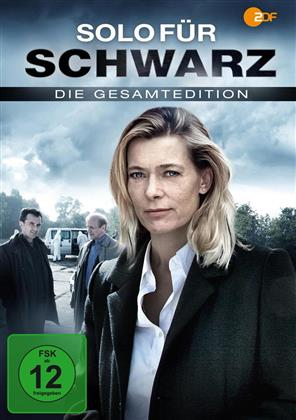 Solo für Schwarz - Die komplette Serie (4 DVDs)