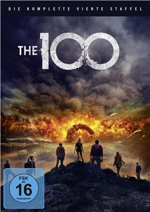 The 100 - Staffel 4 (3 DVDs)
