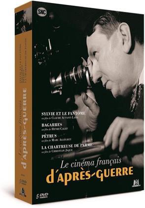 Le cinéma français d'après-guerre - Sylvie et le fantôme / Bagarres / Pétrus / La chartreuse de parme (Collection :Coffrets thématiques SNC, s/w, 4 DVDs)