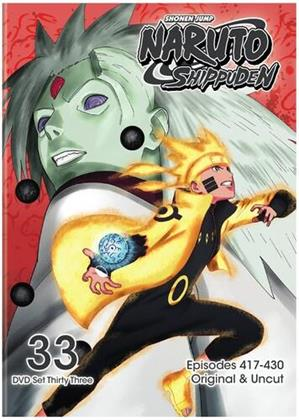 Naruto Shippuden - Set 33 (2 DVDs)