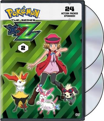 Pokémon - The Series - Xyz - Set 2 (3 DVDs)