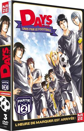 Days - Unis par le football - Saison 1 - Partie 2/2 (3 DVDs)