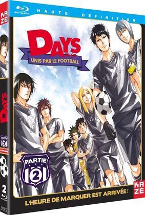 Days - Unis par le football - Saison 1 - Partie 2/2 (2 Blu-rays)