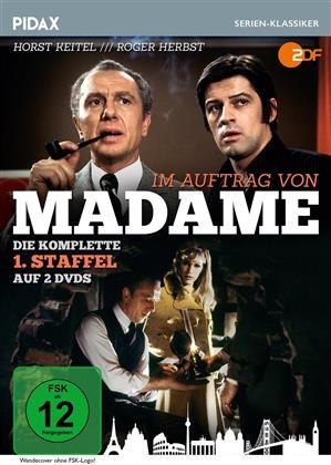 Im Auftrag von Madame - Staffel 1 (Pidax Serien-Klassiker, 2 DVDs)