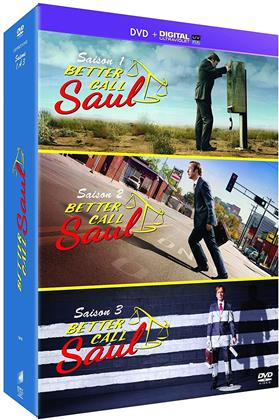 Better Call Saul - Saisons 1-3 (9 DVD)