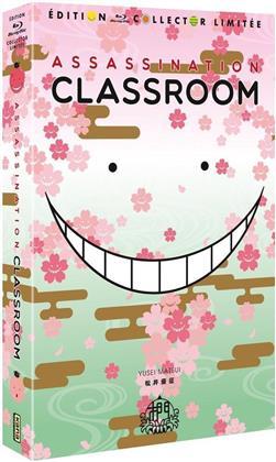 Assassination Classroom - L'intégrale de la série (Coffret format A4, Collector's Edition, Limited Edition, 6 Blu-rays)