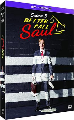 Better Call Saul - Saison 3 (3 DVD)