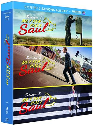 Better Call Saul - Saisons 1-3 (9 Blu-ray)