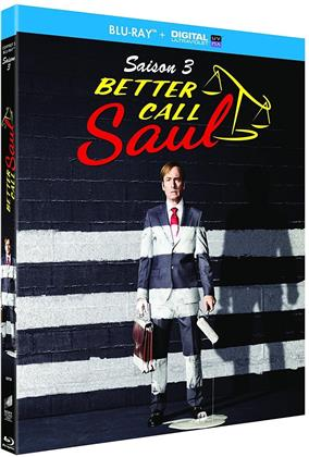 Better Call Saul - Saison 3 (3 Blu-ray)