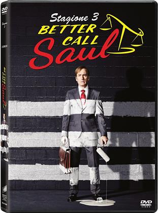 Better Call Saul - Stagione 3 (3 DVD)