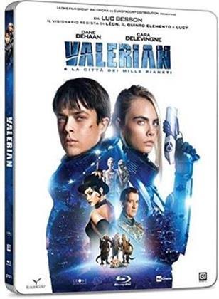 Valerian e la città dei mille pianeti (2017) (Steelbook)