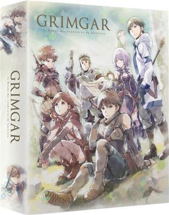 Grimgar - Le monde des cendres et de fantaisie - Saison 1 (Collector's Edition, 2 Blu-rays)