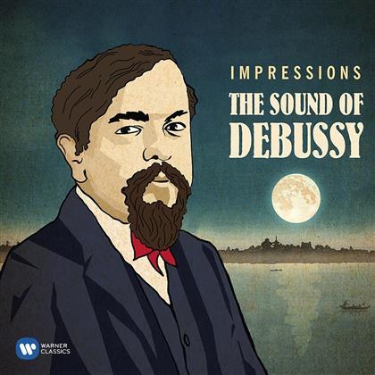 Pierre-Laurent Aimard, Renaud Capuçon, Aldo Ciccolini, Emmanuel Pahud & Claude Debussy (1862-1918) - Impressions:The Sound of Debussy