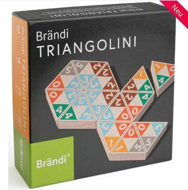 Brändi Triangolini - Schachtelversion