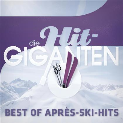 Hit Giganten - Various - Best Of Après Ski Hits (3 CDs)