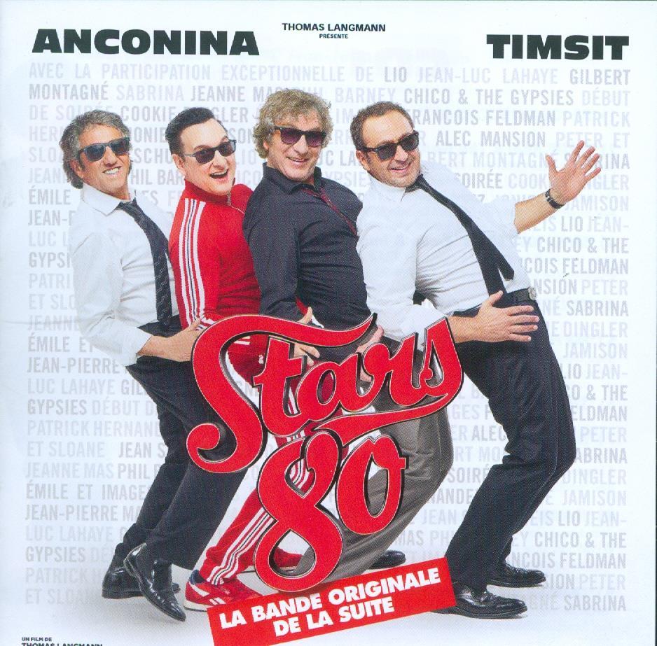 Stars 80 - La Suite (2 CDs)