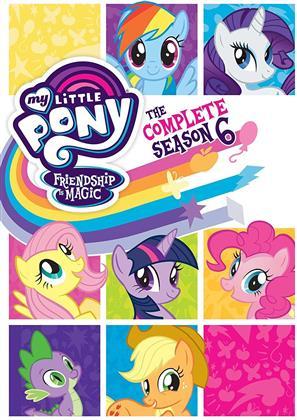 My Little Pony - Friendship Is Magic - Season 6 (4 DVDs)