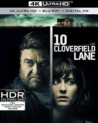 10 Cloverfield Lane (2016) (4K Ultra HD + Blu-ray)