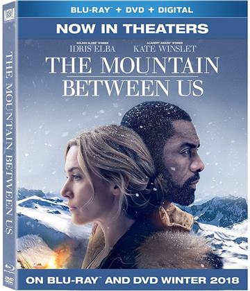 The Mountain Between Us (2017) (Blu-ray + DVD)