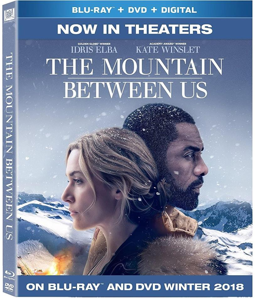 The Mountain Between Us (2017) (Blu-ray + DVD)