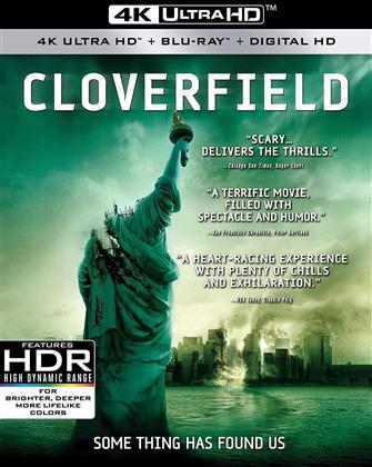 Cloverfield (2008) (4K Ultra HD + Blu-ray)