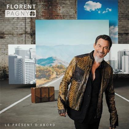 Florent Pagny - Le Present D'Abord (Reedition, LP)