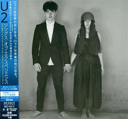U2 - Songs Of Experience (Bonustrack, Japan Edition, Limited Edition)