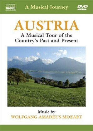 A Musical Journey - Austria - A Musical Tour of the Country's Past and Present (Naxos)