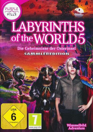 Labyrinths of the World 5 - Geheimnisse der Osterinsel