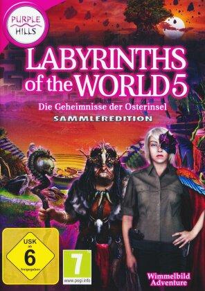 Labyrinths of the World 5 - Geheimnisse der Osterinsel