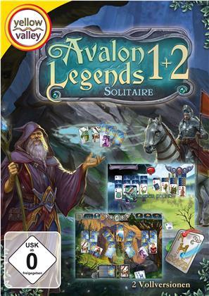 Avalon Legends Solitaire 1+2