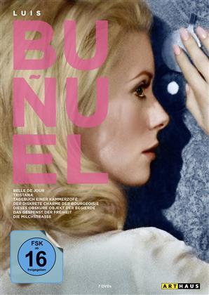 Luis Buñuel Edition (Arthaus, 7 DVDs)