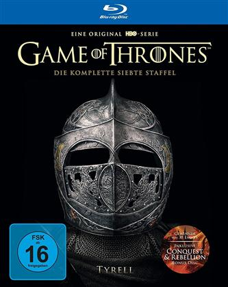 Game of Thrones - Staffel 7 (Digipack, Bonus Edition, 5 Blu-rays)