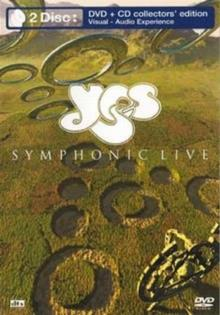 Yes - Symphonic - Live (Collector's Edition, DVD + CD)
