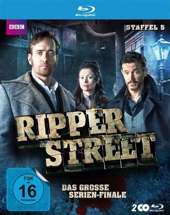 Ripper Street - Staffel 5 - Die finale Staffel (BBC, Uncut, 2 Blu-rays)