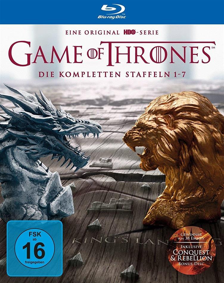 Game Of Thrones Staffel 1 Handlung