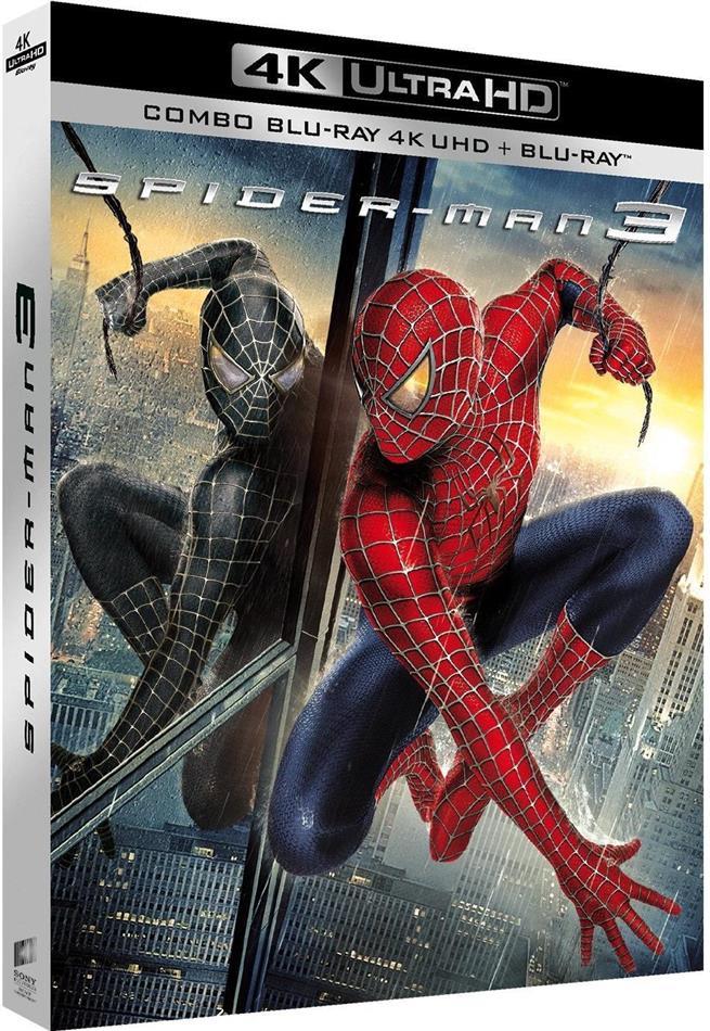 Spider-Man 3 (2007) (4K Ultra HD + Blu-ray)