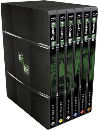 Breaking Bad - Saisons 1-5.2 - Intégrale de la série (Limited Edition, Steelbook, 15 Blu-rays)