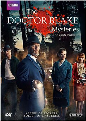 The Doctor Blake Mysteries - Season Four (BBC, 2 DVDs)