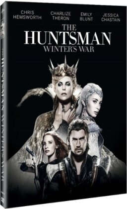 The Huntsman - Winter's War (2016) (Extended Edition)