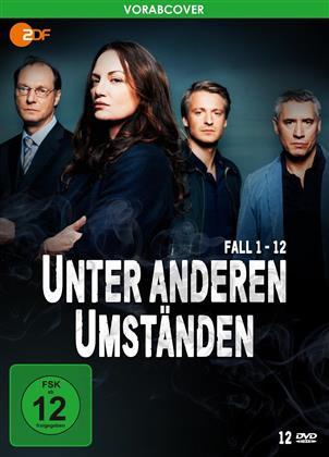 Unter anderen Umständen - Fall 1 - 12 (Box, 12 DVDs)