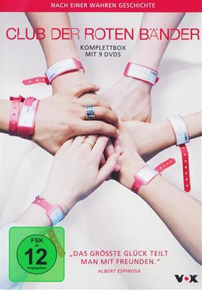 Club der roten Bänder - Komplettbox: Staffel 1-3 (9 DVDs)