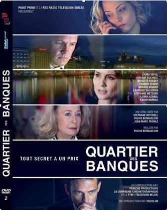 Quartier des Banques - Saison 1 (Digibook, 2 DVDs)