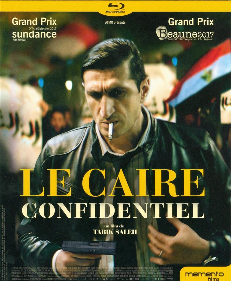 Le caire confidentiel (2017) (Digibook)