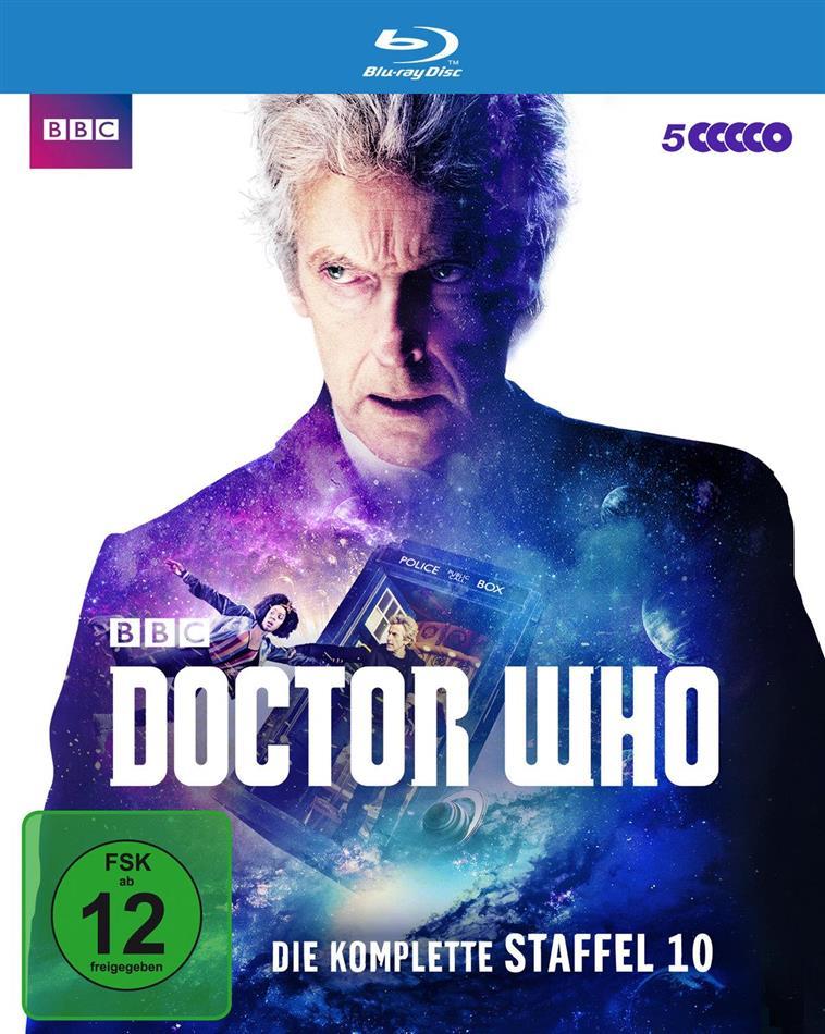 Doctor Who - Staffel 10 (BBC, 5 Blu-rays)