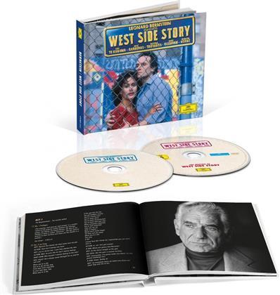 José Carreras, Dame Kiri Te Kanawa, Tatiana Troyanos, Kurt Ollmann, Marilyn Horne, … - West Side Story (Limited Edition, CD + DVD)