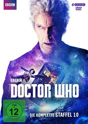 Doctor Who - Staffel 10 (BBC, 6 DVDs)