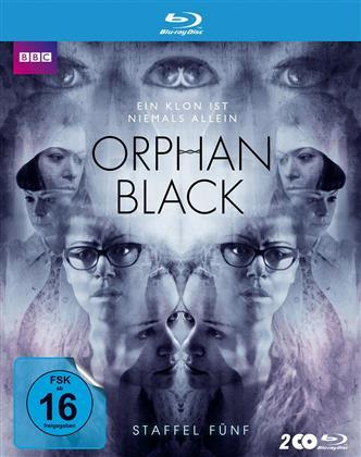 Orphan Black - Staffel 5 (BBC, 2 Blu-rays)
