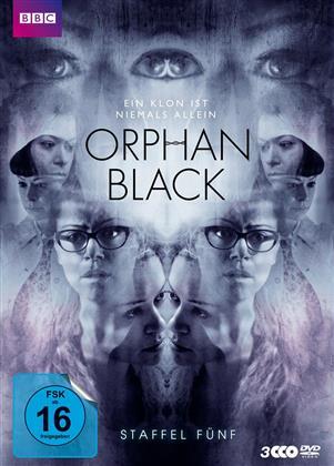 Orphan Black - Staffel 5 (BBC, 3 DVD)